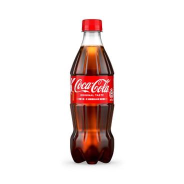 可口可樂 - 汽水 - 500MLX4