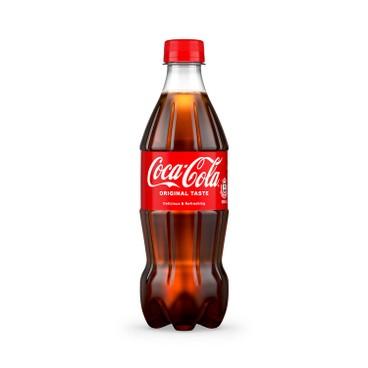 COCA-COLA - Coke Zero random Packing - 500MLX4