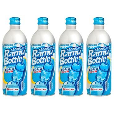 SANGARIA - Soda ramune - 500MLX4