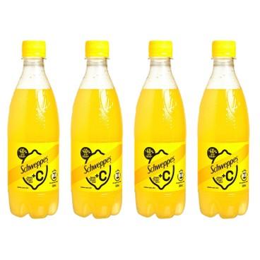 玉泉 - +C檸檬梳打 - 500MLX4