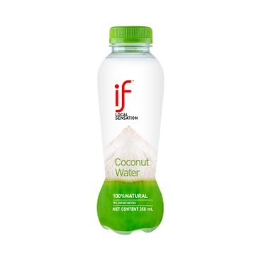 iF - 100 Coconut Water - 350MLX4
