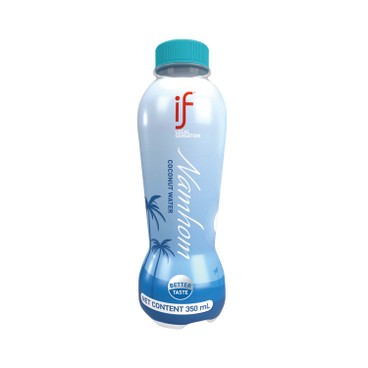 iF - Aromatic Coconut Water - 350MLX4