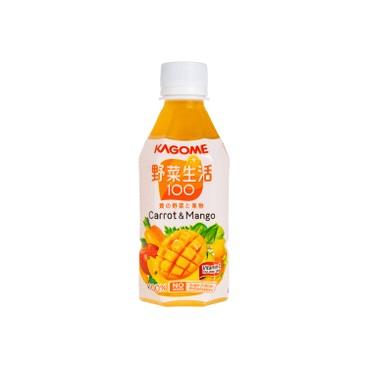 KAGOME - 芒果混合汁 - 280MLX3