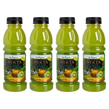 NEKTA - Kiwifruit Juice - 375MLX4