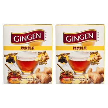 真精 - 蜜糖薑茶 - 18GX10X2