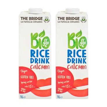THE BRIDGE - Bio Rice Drink natural Calcium - 1LX2