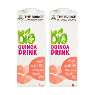 THE BRIDGE - Bio Quinoa Drink - 1LX2