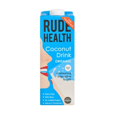 RUDE HEALTH (PARALLEL IMPORT) - Organic Coconut Drink - 1LX2