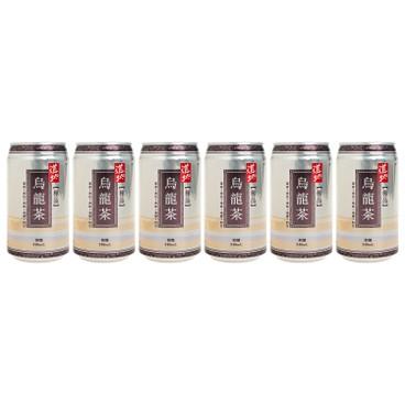 道地 - 極品烏龍茶(罐裝) - 340MLX6