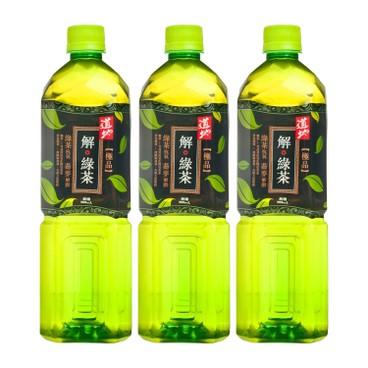 TAO TI - Supreme Meta Green Tea - 900MLX3