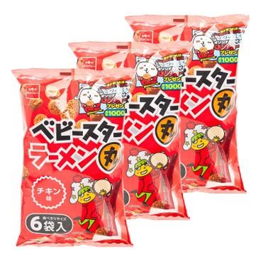 童星 - 丸子麵-雞汁味 - 138GX3