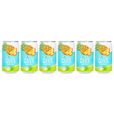 TAO TI - Pineapple Aloe Vera Drink - 310MLX6