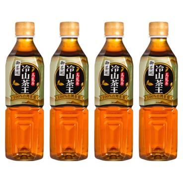 御茶園 - 冷山茶王-烏龍茶 - 500MLX4