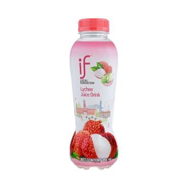 iF - Lychee Juice Drink With Aloe Vera - 350MLX4