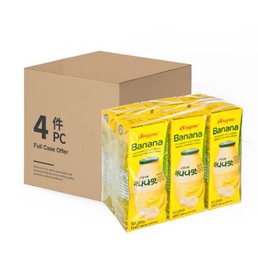 BINGGRAE - Banana Milk case Offer - 200MLX6X4