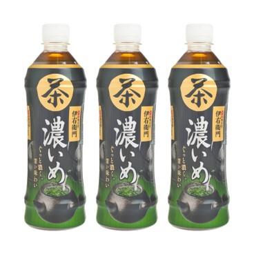 IYEMON - Green Tea - 500MLX3