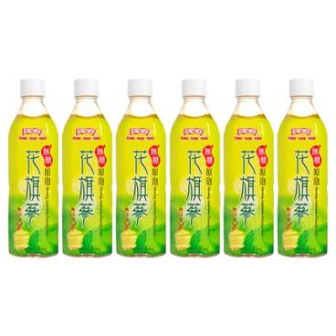 HUNG FOOK TONG - Ginseng With Honey Drink no Sugar - 500MLX6
