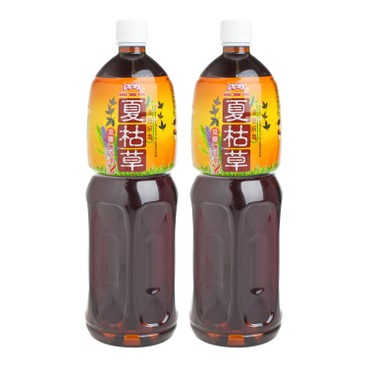 HUNG FOOK TONG - Common Self Heal Fruit Spike Drink low Sugar - 1.5LX2