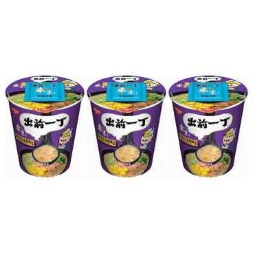 DE-MA-E - Cup Noodle tokyo Fish Broth - 75GX3