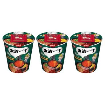 DE-MA-E - Cup Noodle spicy Tonkotsu - 75GX3