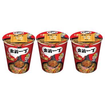 DE-MA-E - Cup Noodle sesame Oil - 72GX3