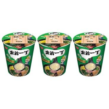 DE-MA-E - Cup Noodle hakata Toukotsu - 77GX3
