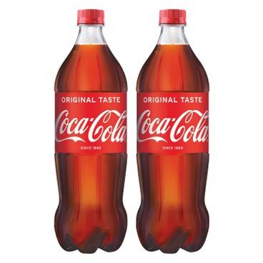 COCA-COLA - Coke - 1.25LX2