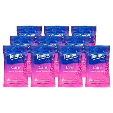 TEMPO - Care Wet Wipes 10 pc - 10'SX10
