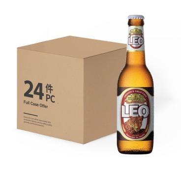 LEO - Beer Case - 330ML X24