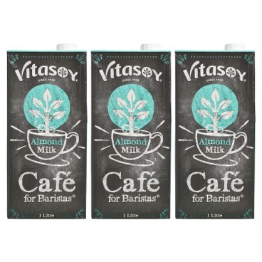 VITASOY - Australia Cafe For Baristas Almond Milk - 1LX3
