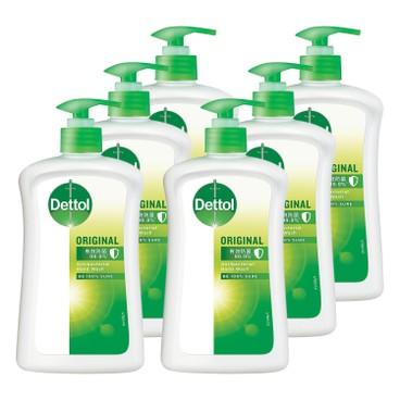 DETTOL - Hand Wash pine Bundle - 500GX6