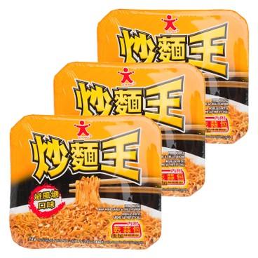 公仔 - 炒麵王-避風塘口味 - 112GX3