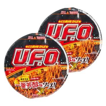 NISSIN - Ufo Stir Noodle japanese Sauce Flavor - 85GX2