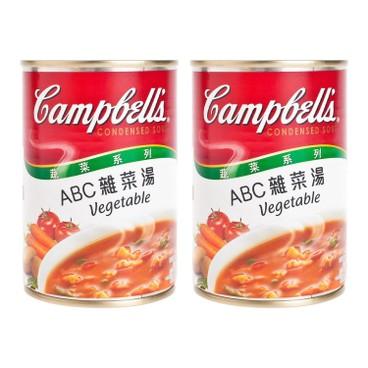 金寶 - 蔬菜系列-ABC雜菜湯 - 300GX2