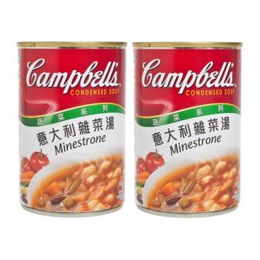 金寶 - 蔬菜系列-意大利雜菜湯 - 305GX2