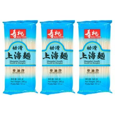 SAU TAO - Shanghai Noodle - 340GX3