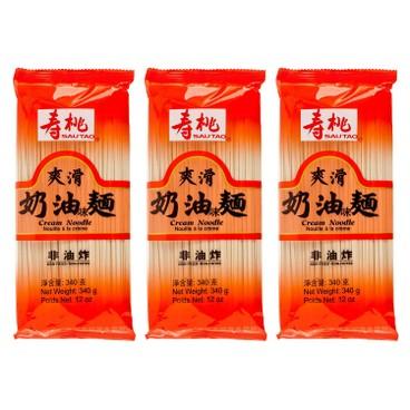 SAU TAO - Cream Noodle - 340GX3