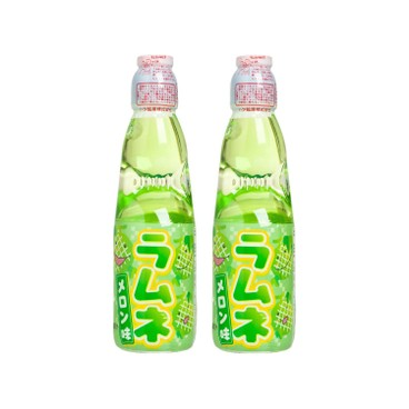 HATA - 波子汽水-蜜瓜味 - 200MLX2