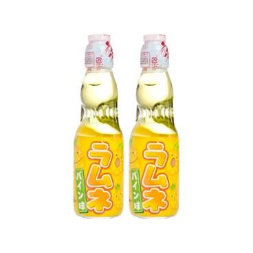 HATA - 波子汽水-菠蘿味 - 200MLX2