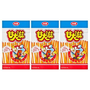 FOUR SEAS - Biscuit Sticks - 40GX3
