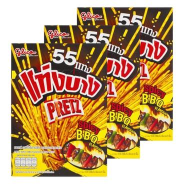 GLICO - Pretz spicy Bbq - 37GX3