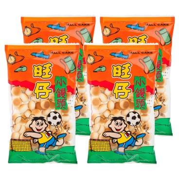 旺旺 - 小饅頭 - 50GX4