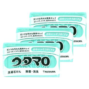 UTAMARO - 超強天然去漬肥皂-3件裝 - PCX3