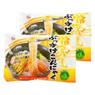 KATAOKA - Konjac Cold Noodle sesame Sauce - 180GX2