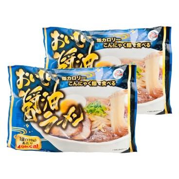 KATAOKA - Konjac Cold Noodle soy Sauce - 170GX2