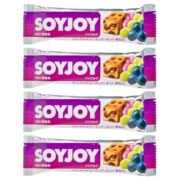 SOYJOY - Soy Bar raisin Almond - 27GX4