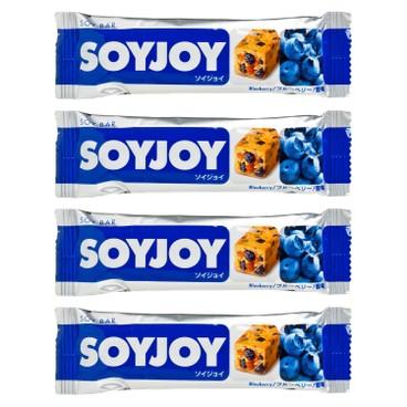 SOYJOY - Soy Bar blueberry - 27GX4