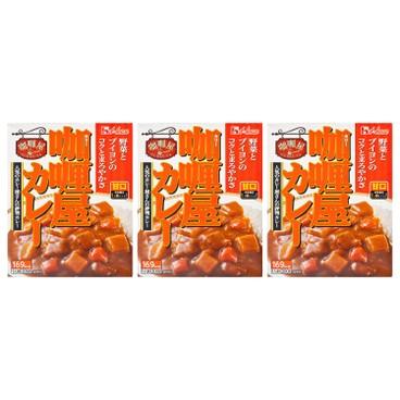 好侍 - 咖喱屋-甘口 - 200GX3