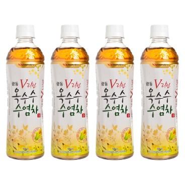 廣東製藥 - 粟米鬚茶 - 500MLX4