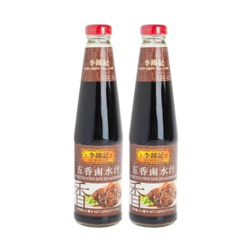LEE KUM KEE - Select Five Spices Marinade - 410MLX2